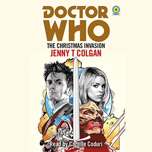Doctor Who: The Christmas Invasion audiobook cover art
