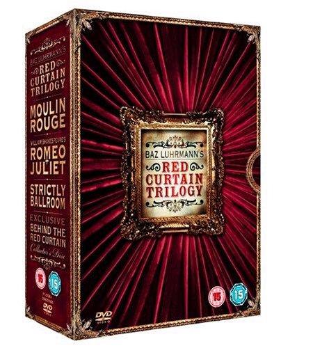 Red Curtain Trilogy Box Set (romeo & Juliet, Mouli [UK Import]