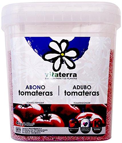 Vitaterra Abono Tomateras 4 kg, 28114