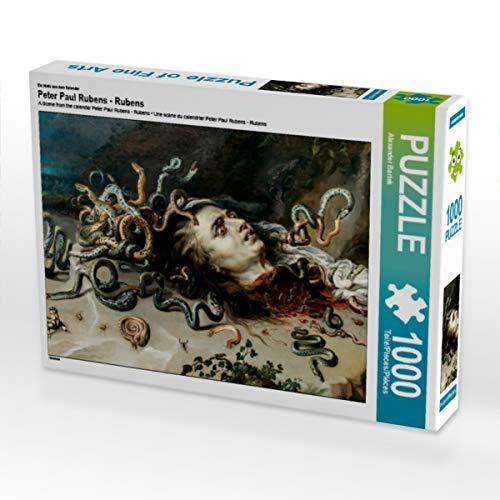 CALVENDO Puzzle Peter Paul Rubens - Rubens 1000 Teile Lege-Größe 64 x 48 cm Foto-Puzzle Bild von Alexander Bartek