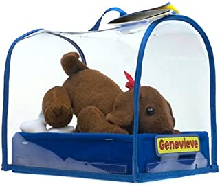Madeline Doll Dog Genevieve with Carrier Playset