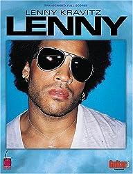 Lenny kravitz: lenny (transcribed scores)