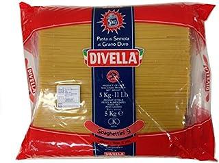 ディヴェッラ No.9 スパゲッティーニ(1.55mm) 5kg