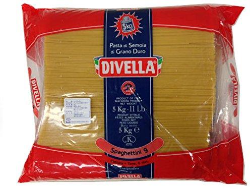 ディヴェッ 09 スパゲッティーニ 1.55mm 5Kg