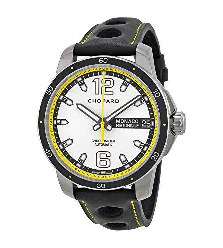 Chopard G.P.M.H. Titanium and Steel Mens Watch 168568-3001