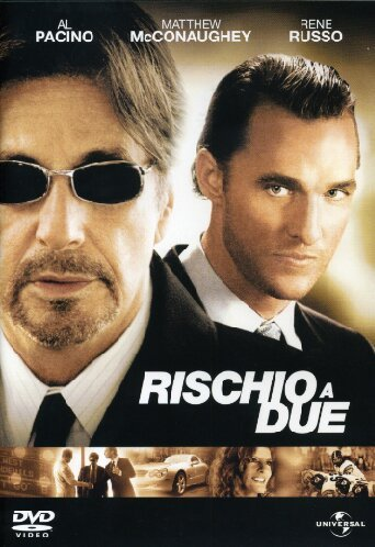 Rischio a due [Italia] [DVD]