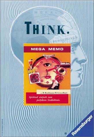 Mega Memo: Spielend einfach zum perfekten Gedächtnis