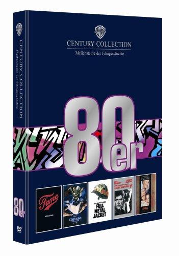 Century Collection 80er : Lethal Weapon 1 - Full Metal Jacket - Fame - Gefährliche Liebschaften - Gremlins - 5 DVD Buchset
