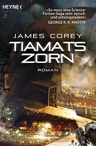 Tiamats Zorn: Roman (The Expanse-Serie, Band 8)