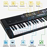 IMG-1 souidmy musicale tastiera pianoforte elettrica