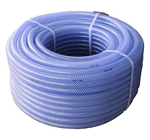 Manguera de aire comprimido (PVC, 50 m, 6 mm, transparente), color...