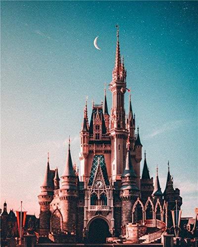 Puzzle 1000 stück Puzzles für Erwachsene Klassisches Walt Disney Castle Kinder geschicklichkeitsspiel für Puzzle unmögliche sehr