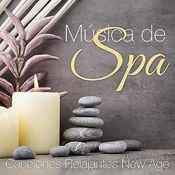 Música de Spa: Canciones Relajantes New Age para Centro de Bienestar y Salón de Belleza con Sonidos de la Naturaleza