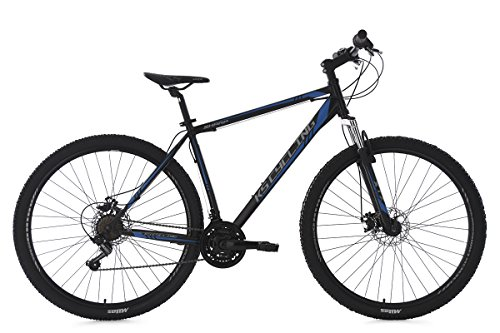 KS Cycling Mountainbike Hardtail MTB 29'' Sharp schwarz-blau RH 51 cm
