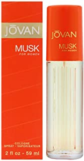 Jovan Musk for Women, Cologne Spray,  2 fl. oz., Women's...