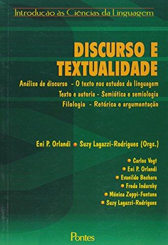 Discurso e Textualidade