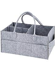 Baby Diaper Caddy Organizer Portable Large diaper caddy tote Car Travel Bag