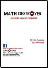 2019 Math Destroyer - Direct from the creator and publisher Orgoman!