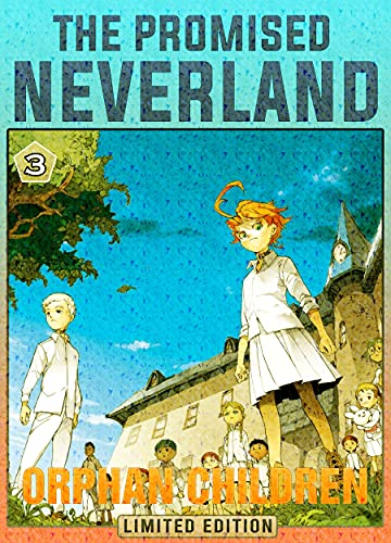 Orphan Children: Book 3 New 2021 Adventure Fantasy manga Comic For Kids Great The Promised Neverland (English Edition)