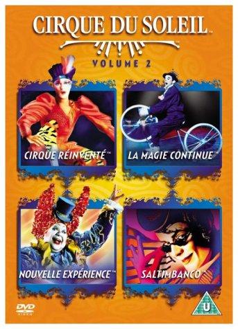 Cirque Du Soleil - Vol. 2 [UK Import]