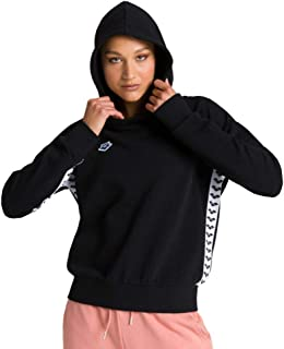 Arena W Hoodie Team Sweat Shirt Donna