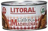 LITORAL Callos Madrileña - Plato Preparado de Callos Madrileña Sin Gluten - 380g