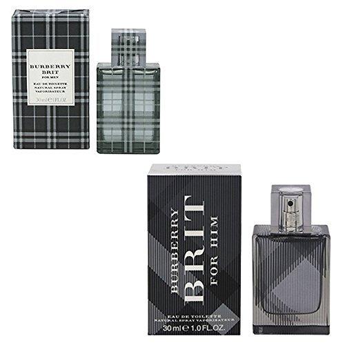 Burberry Brit homme/men, Eau de Toilette, Vaporisateur/Spray, 30 ml
