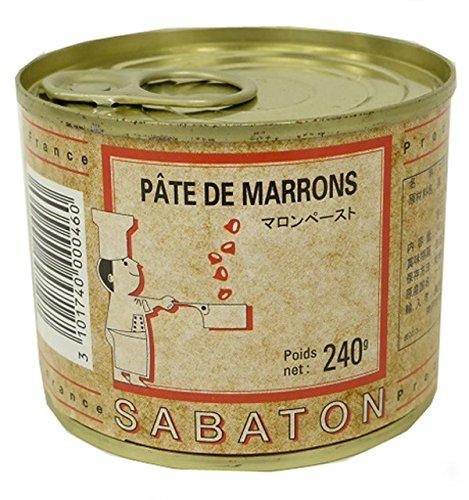サバトン マロンペースト 240g