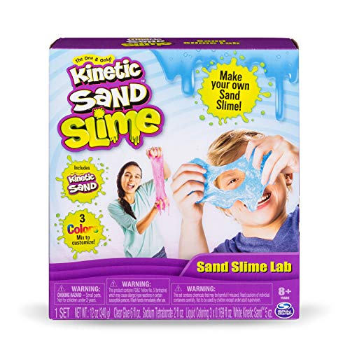 Kinetic Sand Laboratorio de Slime