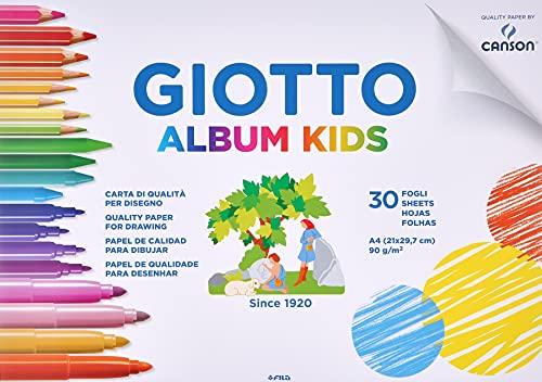 Giotto Kids Disegno A4, 580200