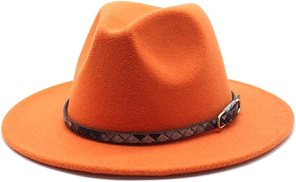 Women's and Men's Fedora Manufacturer direct Spasm price delivery Hat Classic Wo Panama Brim Wide Elegant