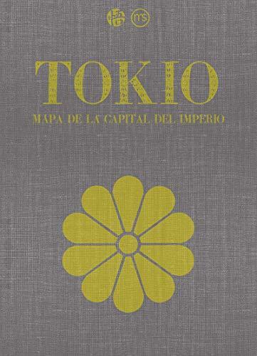 Tokio: Mapa de la capital del Imperio (INGENIOS)