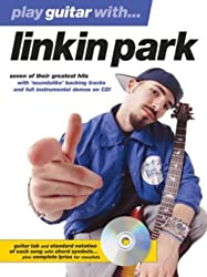 Partition : Linkin Park Play Guitar With + Cd