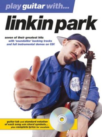 Play Guitar With... Linkin Park (Book, CD): Songbook, CD, Grifftabelle für Gitarre