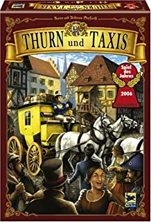 Schmidt Spiele - Thurn und Taxis, Spiel des Jahres 2006 (B000E0JYDK) | Amazon price tracker / tracking, Amazon price history charts, Amazon price watches, Amazon price drop alerts