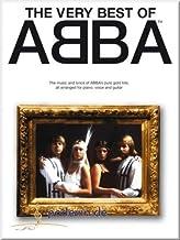 The Very Best of ABBA - Noten Songbook piano, zang & gitaar [muziek]
