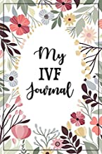 IVF Journal - IVF Gift: with inspirational quotes on every pg, this blank lined IVF notebook is a perfect IVF gift for women - IVF pregnancy, ivf ... planner, ivf pineapple, ivf pregnancy journal