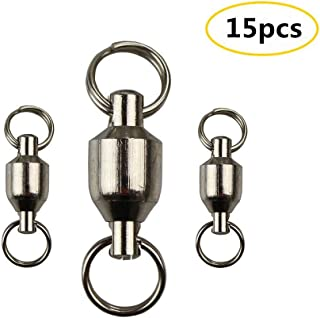 split ring swivel
