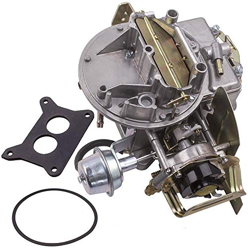 maXpeedingrods 2-Barrel Carburetor for Ford for F100 for F250 for F350 with 289 302 351 Cu Engine for Jeep Wagoneer 360 Cu Engine 1964-1978