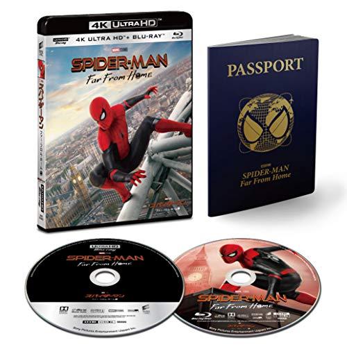 [画像:スパイダーマン:ファー・フロム・ホーム 4K ULTRA HD & ブルーレイセット(初回生産限定) [4K ULTRA HD + Blu-ray]]