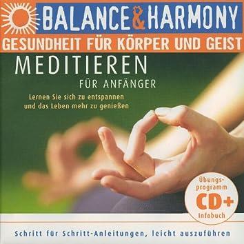Gesundheit für körper und geist: Meditieren für Anfänger