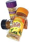 Mrs Dash Salt Free Seasoning 3pk Includes Lemon Pepper Chicken Onion and Herbs