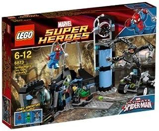 LEGO Súper Héroes - Spiderman La Trampa