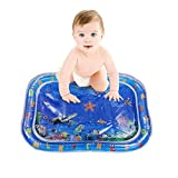 YAVOCOS Variety of Creative Baby Kids Climbing Water Play Mat Inflatable Infant Tummy Time Playmat Toddler for Baby Fun Activity Play Center