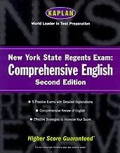 Kaplan New York State Regents Exam: Comprehensive English, Second Edition