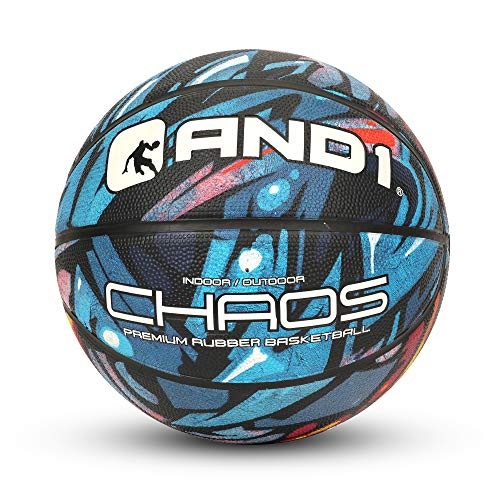 Best Prices! AND1 Chaos Rubber Basketball: Game Ready, Official Regulation Size