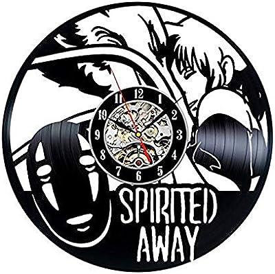 The Film Spirited Away dibujos animados Anime reloj de pared ...