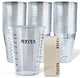 Disposable Epoxy Resin Mixing Cups and Sticks
