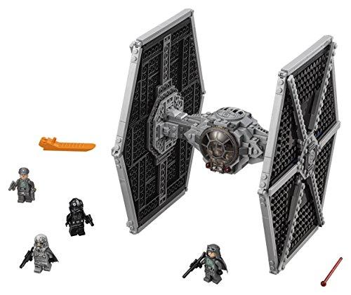 Vaisseau Empire Impériale TIE Fighter Chasseur LEGO Star Wars 75211 - 519 Pièces - 1