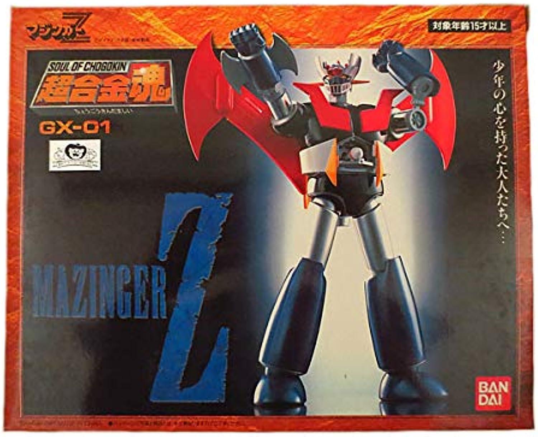 Soul of Chogokin  Mazinger Z [Toy] (japan import)